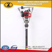 ND5.0 Cost effective top quality railroad tools tamping rammer
