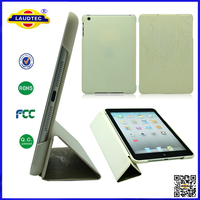 2014 New Arrival Pattern Design Ultra Slim Leather Stand Tablet Case Cover for Apple iPad MIni