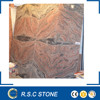 Popular multicolor red granite paving stone and flooring tiles