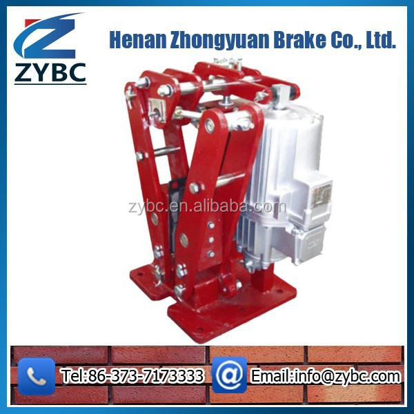 electric hydraulic disc brake lifting devices Double shoe brakes Industrial Brake manufacturers