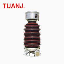 TUANJ JDCF-110 110kv oil immersed inductive cascade structure high voltage transformer