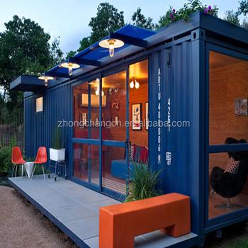 prefabricated bungalow View prefabricated bungalow ZC Brand