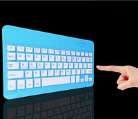 Wireless Slim Bluetooth Keyboard for Android Windows iOS Tablet PC Laptop