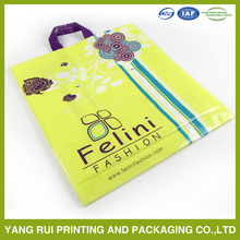 carry bags.decorative plastic bags carry pouch for promotional