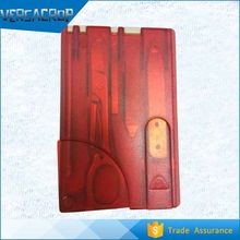 VC073 High quality Portable Mini credit card knife/cutter
