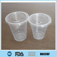 Disposable plastic cup, PP plastic cup, PS airline plastic cup