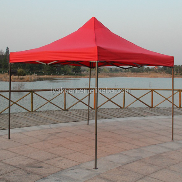 cheap 3x3m toldos one piece display canopy