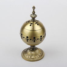 2017 New Home Furnishing Ornaments Antirust Alloy electric Incense Burner