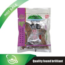 Professional ground zinc beef jerky with CE certificate