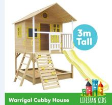 2017 high quality wholesale children playhouse with slide for sale