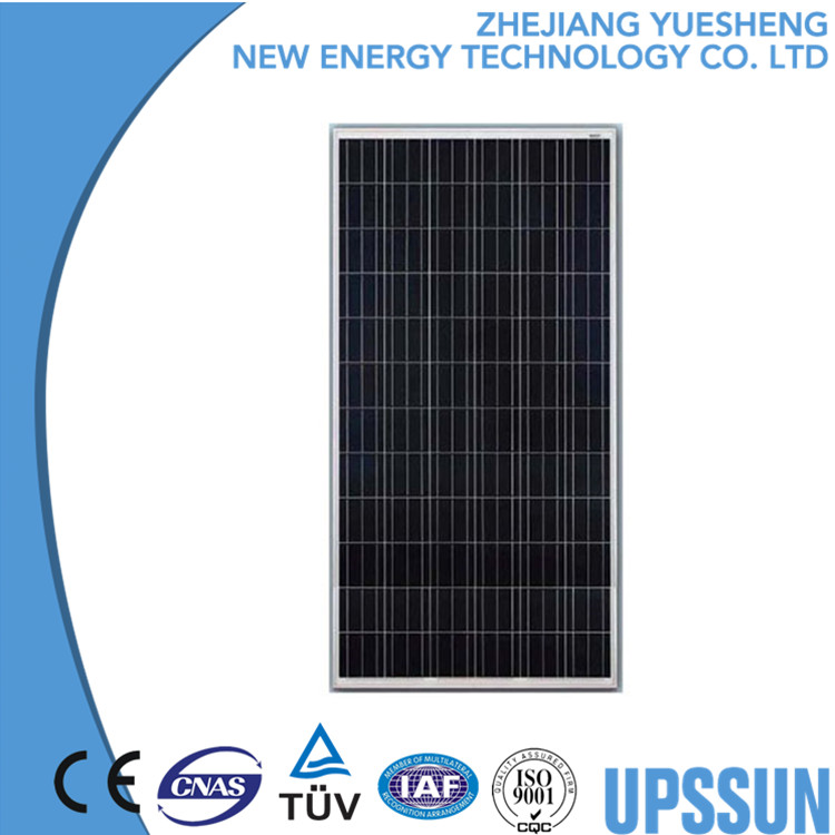 sales price of a solar cell 156x156 solar panel 290w battery solar china manufacturer