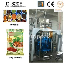Two or four liner weighers automatic weighing dry fruit masala plastic sealing bag packing machine