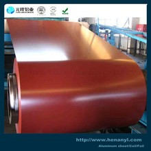 color coated mirror glass aluminum sheet color coated aluminum sheet/coil for roofing