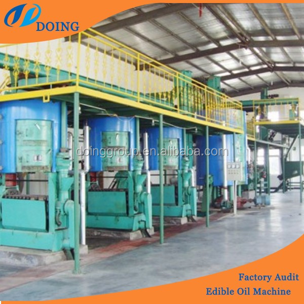 cooking oil making machine, oil extraction machine in Nigeria turkey project