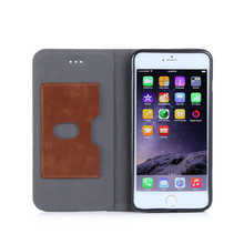 New Products Alibaba China Leather Universal Flip Phone Case For Mobile Phone Case For iPhone 6 plus 5.5