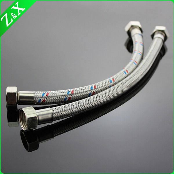 stainless steel or aluminum flex hose (ZX-1091)