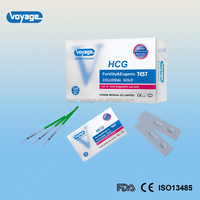 China supplier early pregnancy home test kits