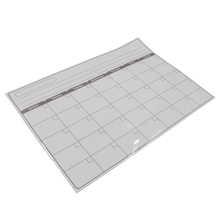 16 <strong>x</strong> <strong>12</strong> in Calendar With Stain Resistant Technology Dry Erase Calendar for Refrigerator Monthly WhiteBoard Calendar