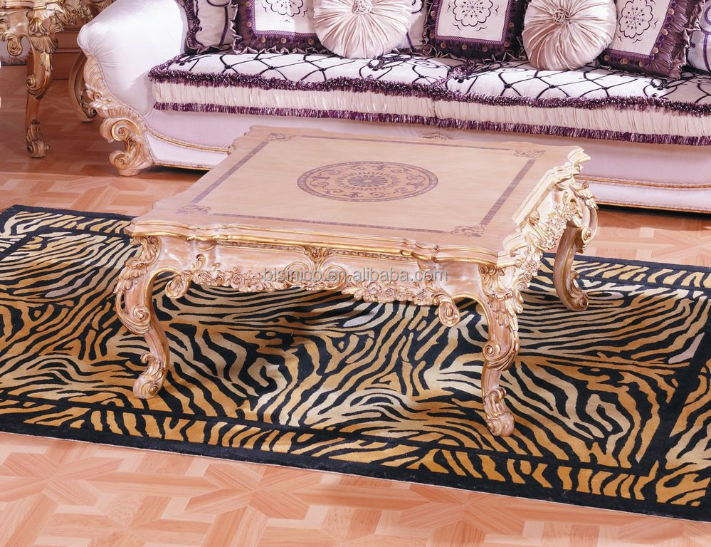 Contemporary Carved Wood Living Room Furniture Picture Collection ...