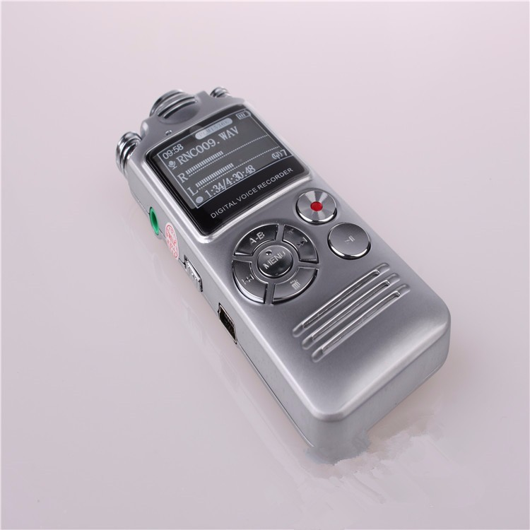 Best 8GB Mini Digital Audio Voice Recorder Dictaphone MP3 Player Recording Pen Recorder With Microphone