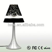 Best sell magnetic floating led lmap, tall table lamps