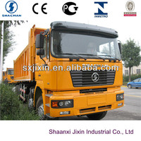 Shaanxi 8x4 25ton heavy dump vehicle for sale
