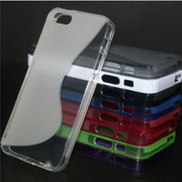 Hot Selling For iPhone 5 Soft Case S Line cover