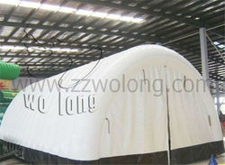 portable camping inflatable tent, inflatable tent china