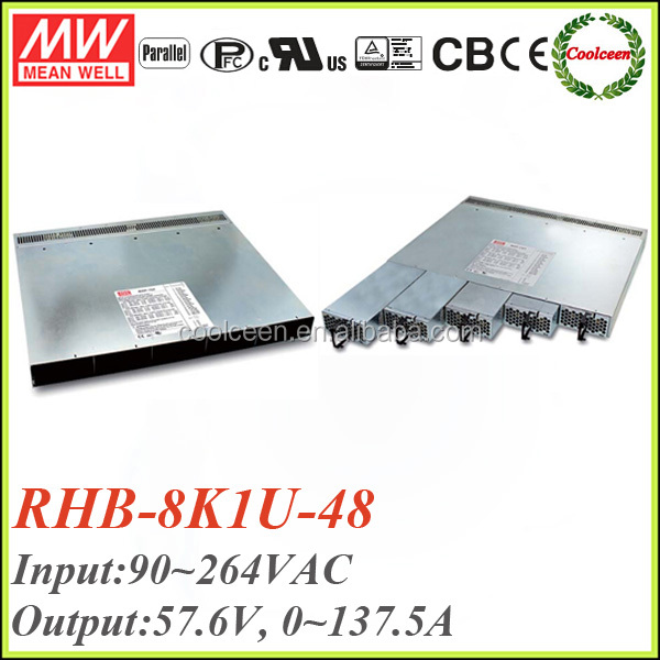 Meanwell RHB-8K1U-48 programmable power supply