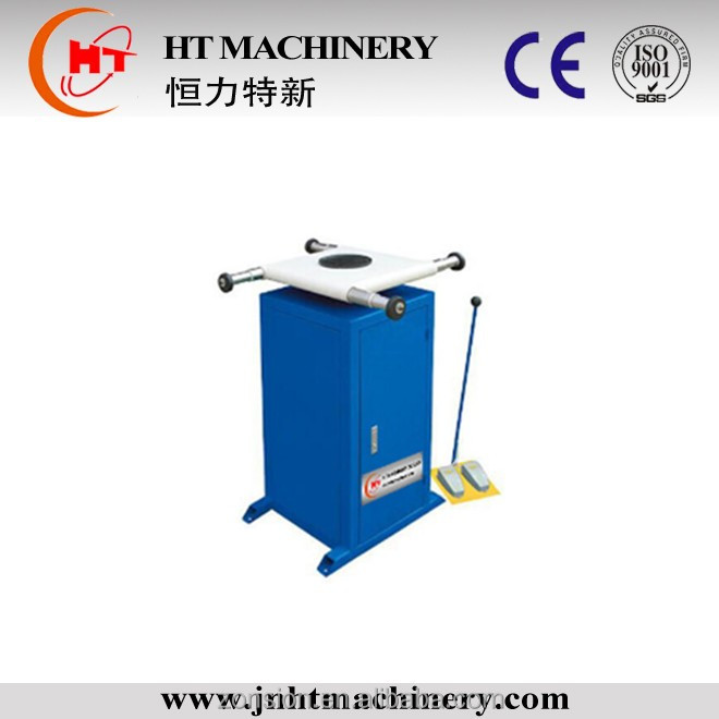 jinan Vacuum Insulated Glass making machine/ Double glass automatic rotating sealing table