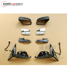 W221 side mirror fit for S-CLASS W221 2009year~ mirror with led and folding function