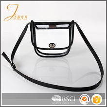 New fashion PVC lady handbag large capacity single shoulder bag