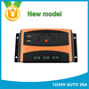 China portable 10a 12v remote solar controller 12v in solar lights