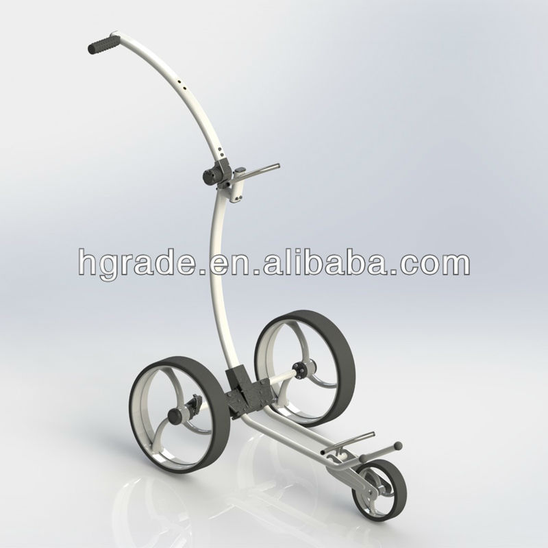 2013 Smart golf trolley parts push cart