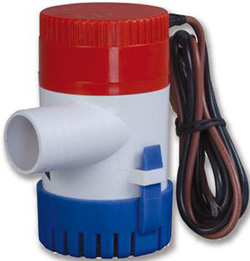 Electric Bilge Pump / DC Submersible Pump
