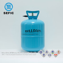SEFIC 13.4L 30lbs Disposable Helium Balloon Tank for sale