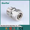 Male Brass Pipe Fitting Female Adapter