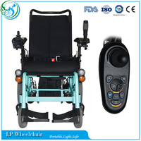 Luxury beach battery operated wheelchair electric scooter
