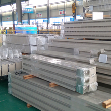 Low voltage Air trunking bus duct system /high strength power supply busbar trunking system