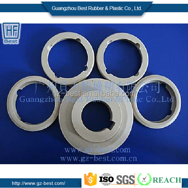 High quality rubber coated metal ball bearing