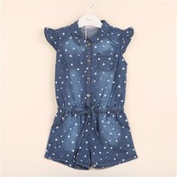 Cotton New Arrival Comfortable Kids Angel Dress