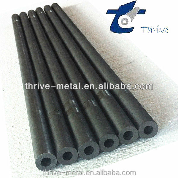 certificate Graphite Tube with Proper electrical conductivity