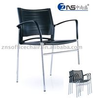 892BH-03 new style stackable dining chairs with arms