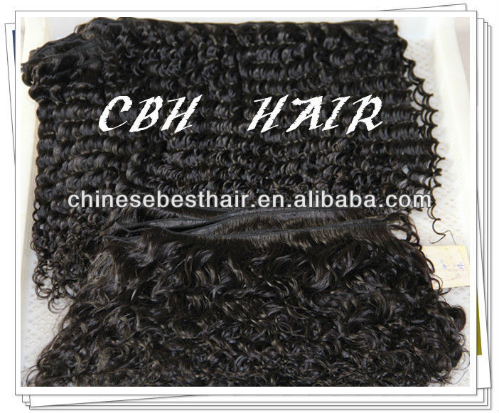 Wholesale mongolian kinky curly hair