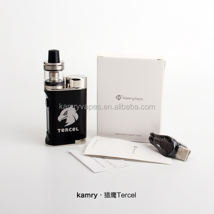 high demand e cigarette kamry tercel 70w Rechargeable battery mod kamry 60TC vape box mods wholesale vaporizer pen