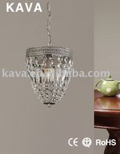 Sales No.1 Chinese K5 Clear crystal hanging Lamp