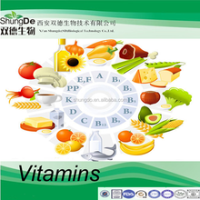 Bulk Vitamin B6 powder/Vitamin B9(folic acid|) powder/Vitamin B12 powder