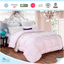 Hotel Wholesale Polyester Brushed FabricMicrofiber Filling Duvet/Quilt