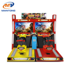 Luxury TT moto racing motorcycle coin operated amusement park game center arcade game machine motorcycle games simulator