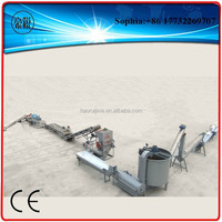Agricultural Films recycling line/ waste film recycling machine/ plastic film recycling equipment for sale
